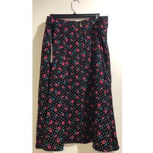 Eloquii Skirts - Eloquii x Draper James Forget Me Dot skirt size 18